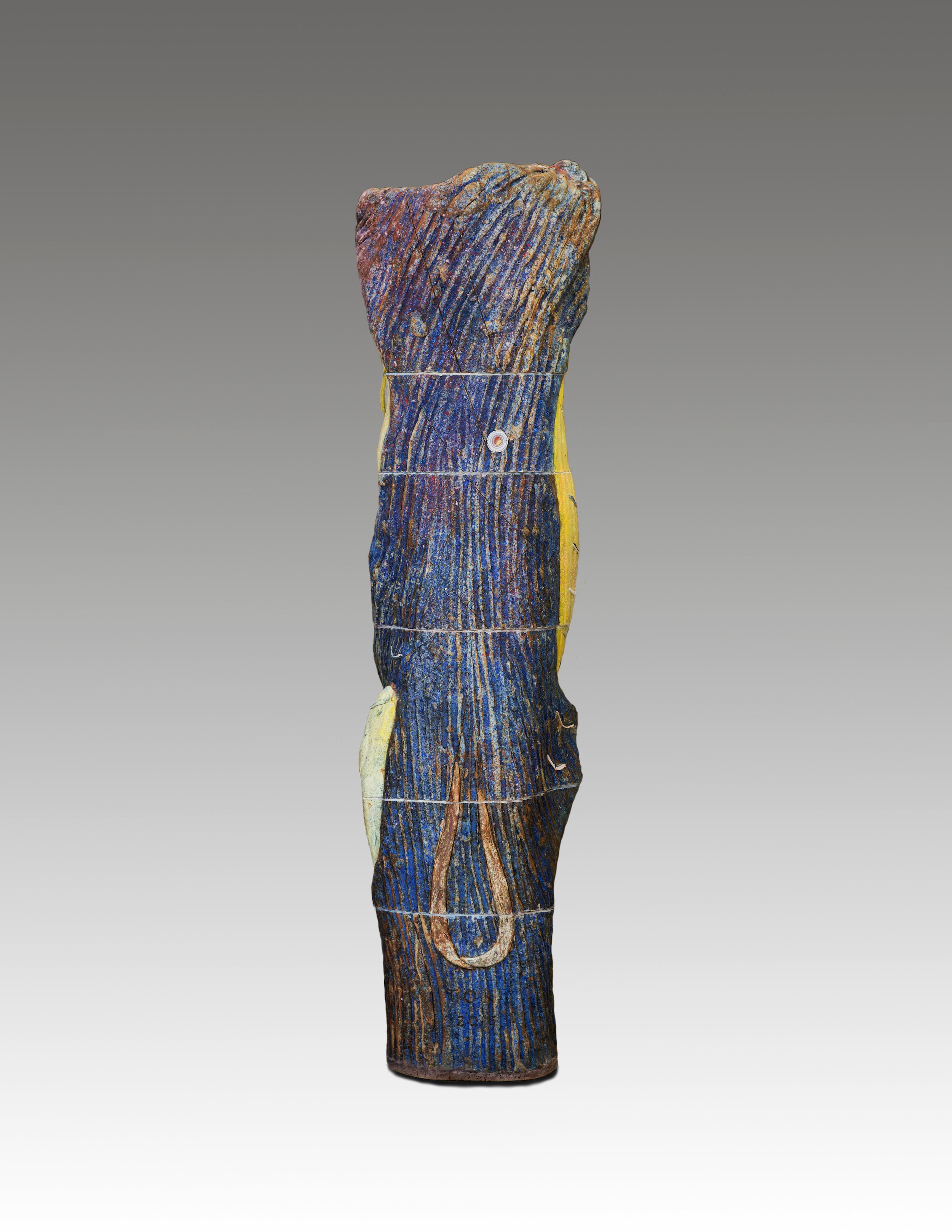 John Toki - Springtime Mirage - 2016 - Ceramic - 7.5'