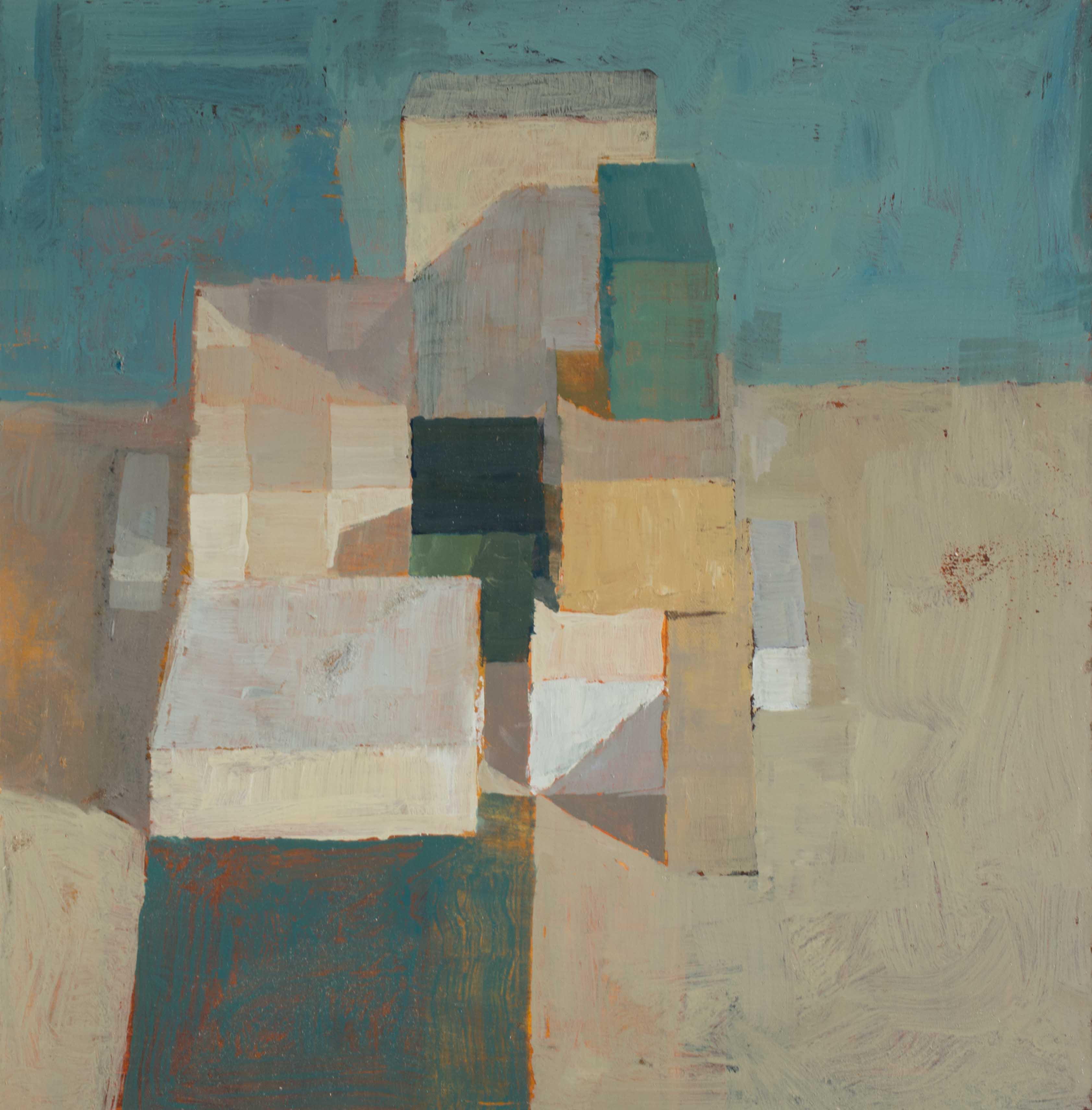Chris Liberti - Desert Cube