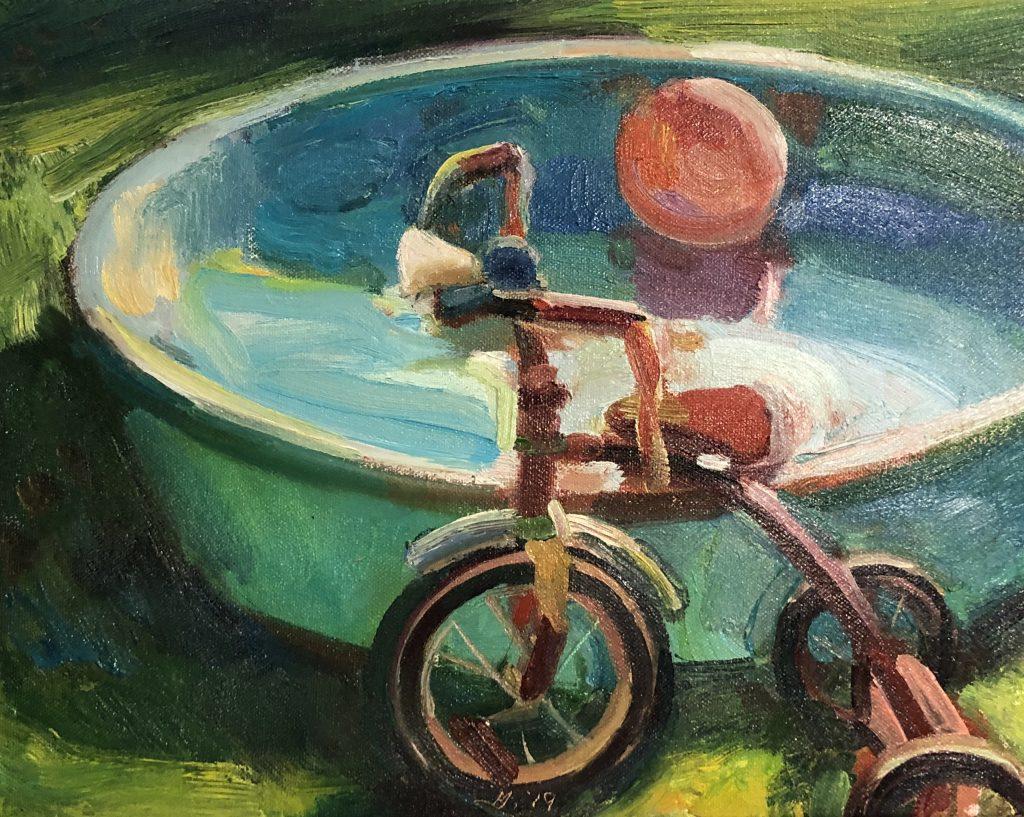 Boyd Gavin - Trike