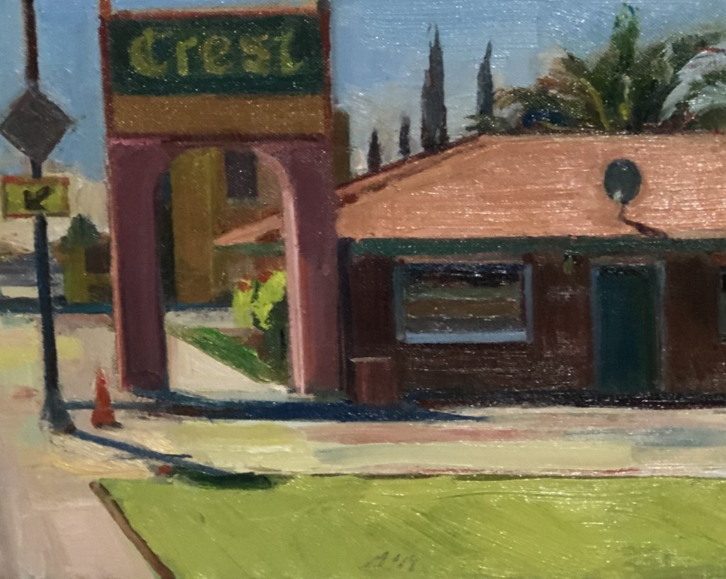 Boyd Gavin - Motel