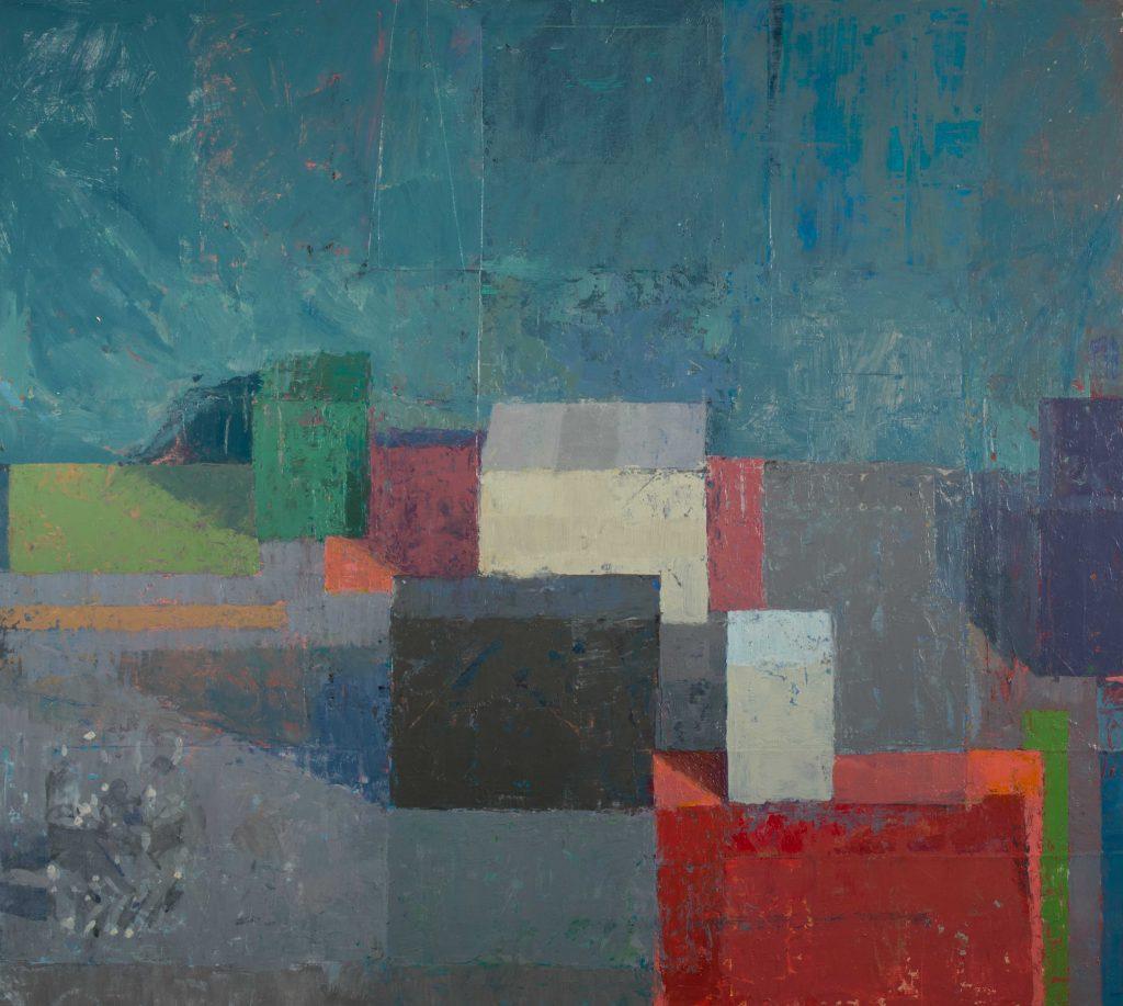 Chris Liberti - Glass & Cubes