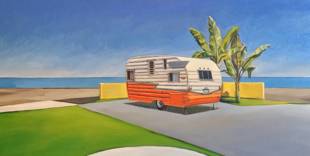 Kerry Rowland-Avrech - Ocean Park
