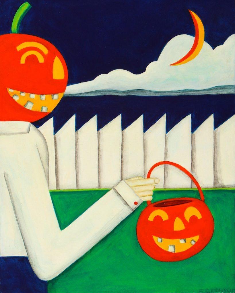 Robert Ransom - Trick or Treat - 2014