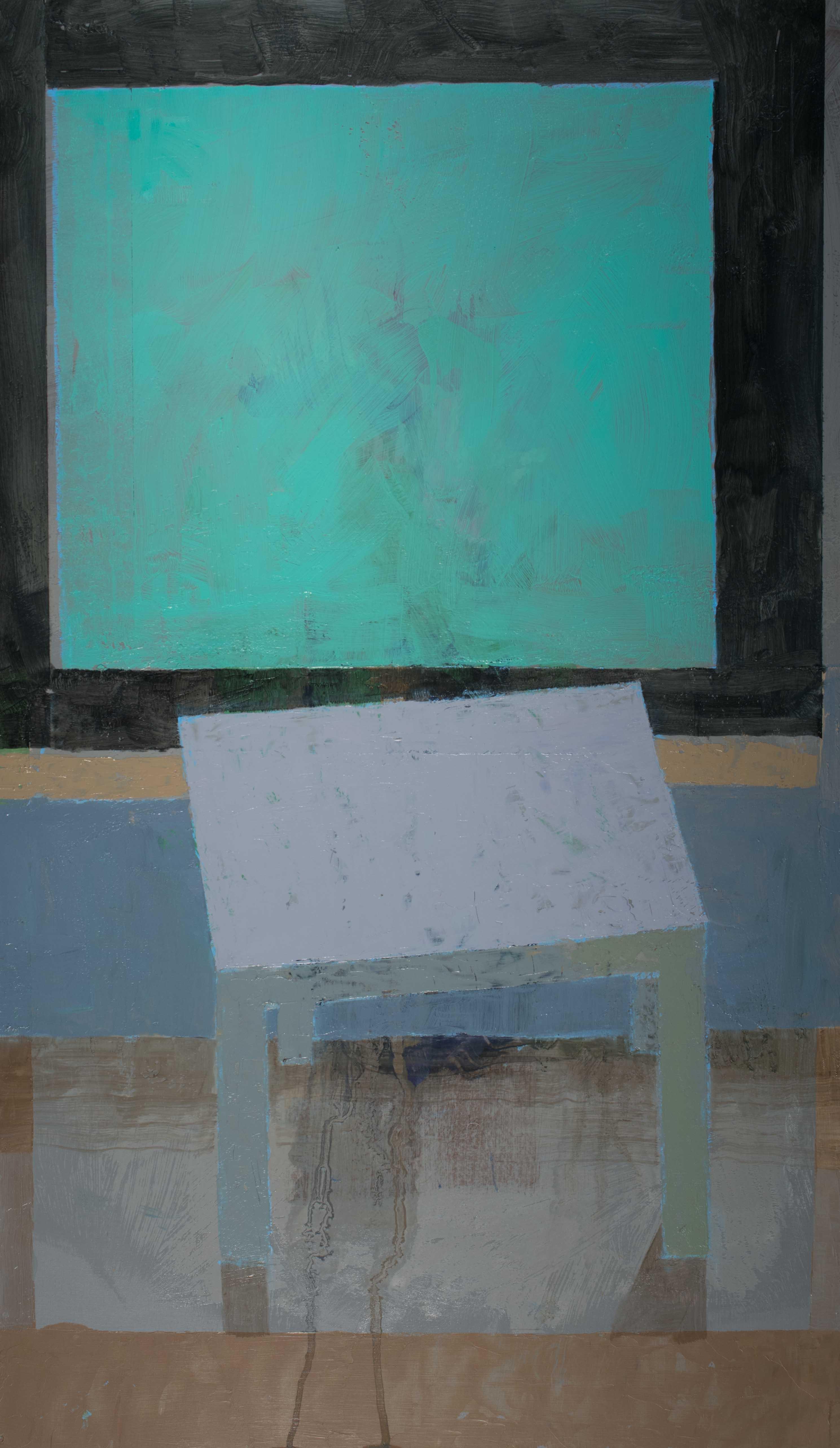 Chris Liberti - Turquoise Window