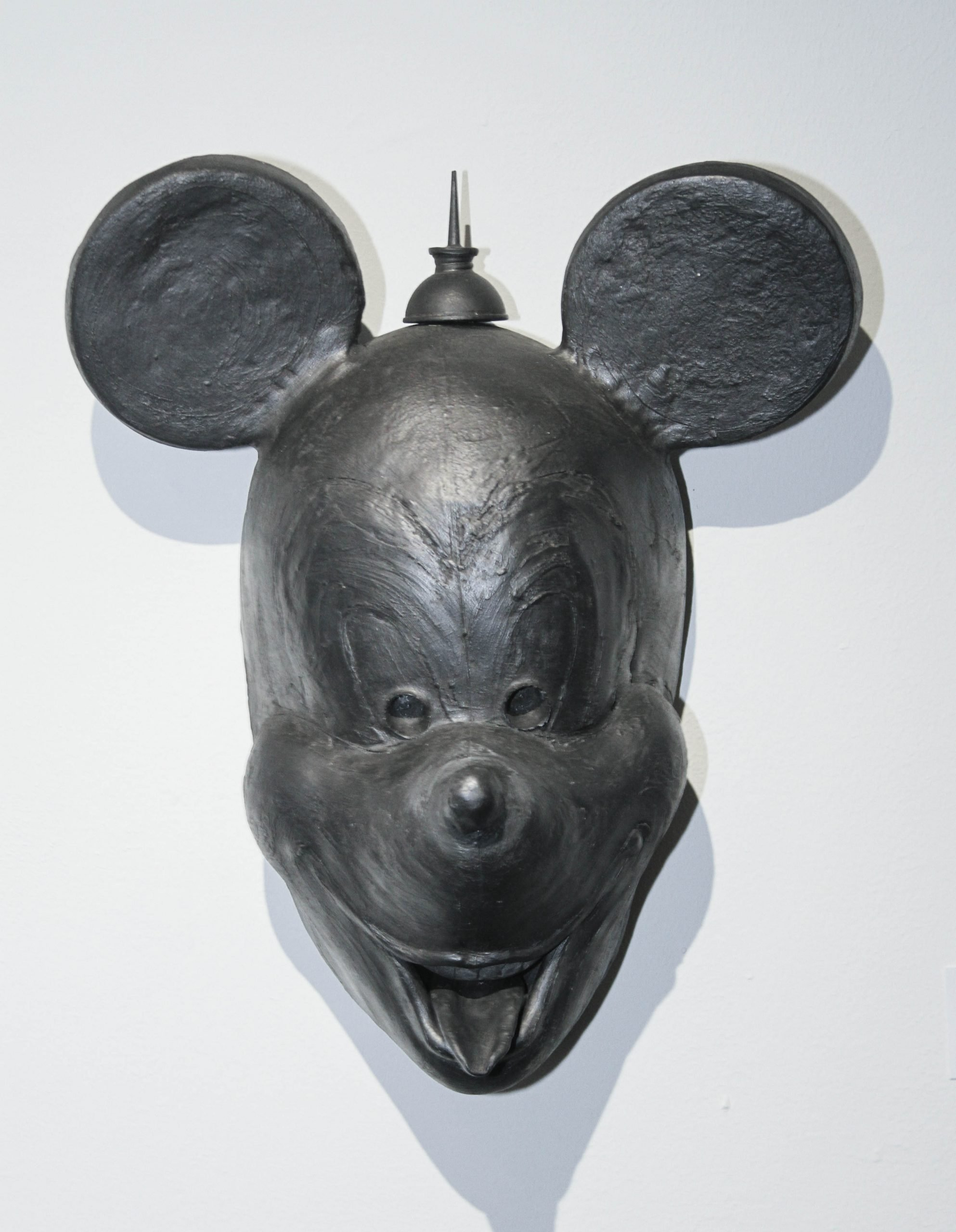 Lisa Clague - 2005 - Mickey Mouse Mask - Ceramic