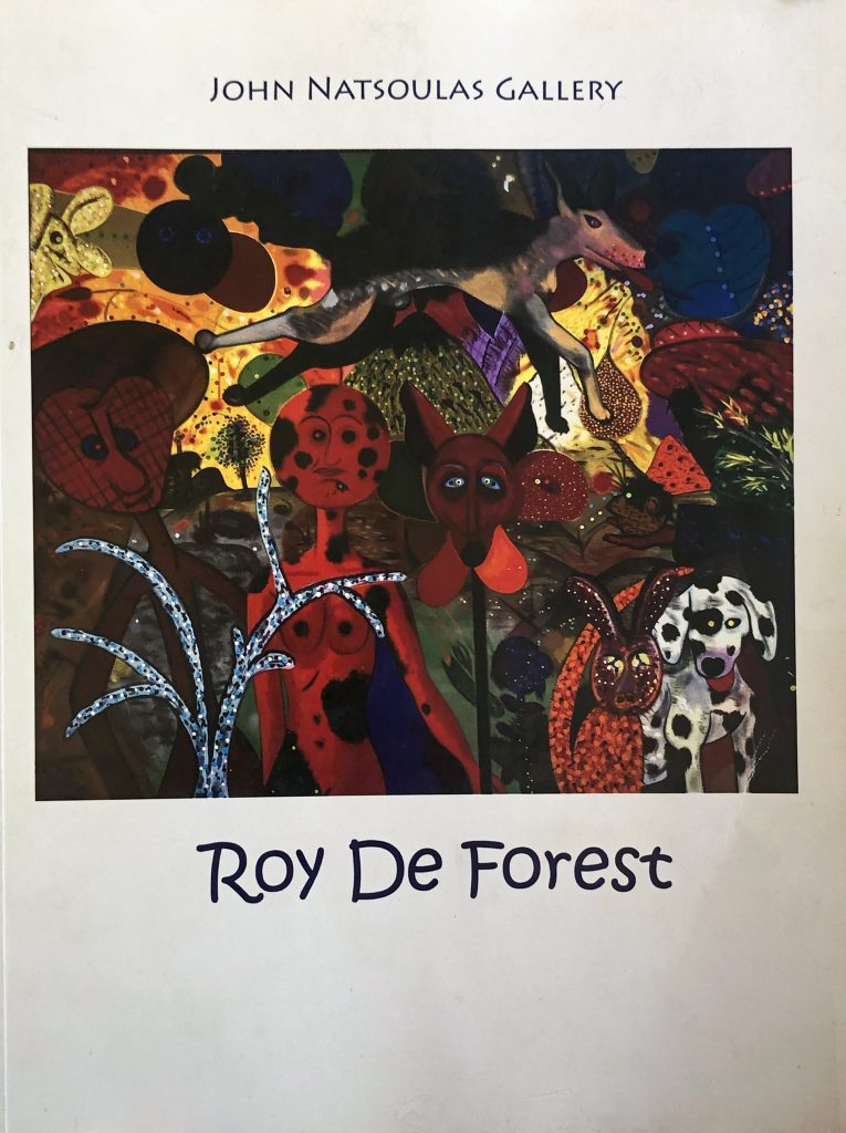 Roy De Forest Catalog