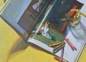 Boyd Gavin - Still Life with Sargent - 2020 - Oil on Canvas