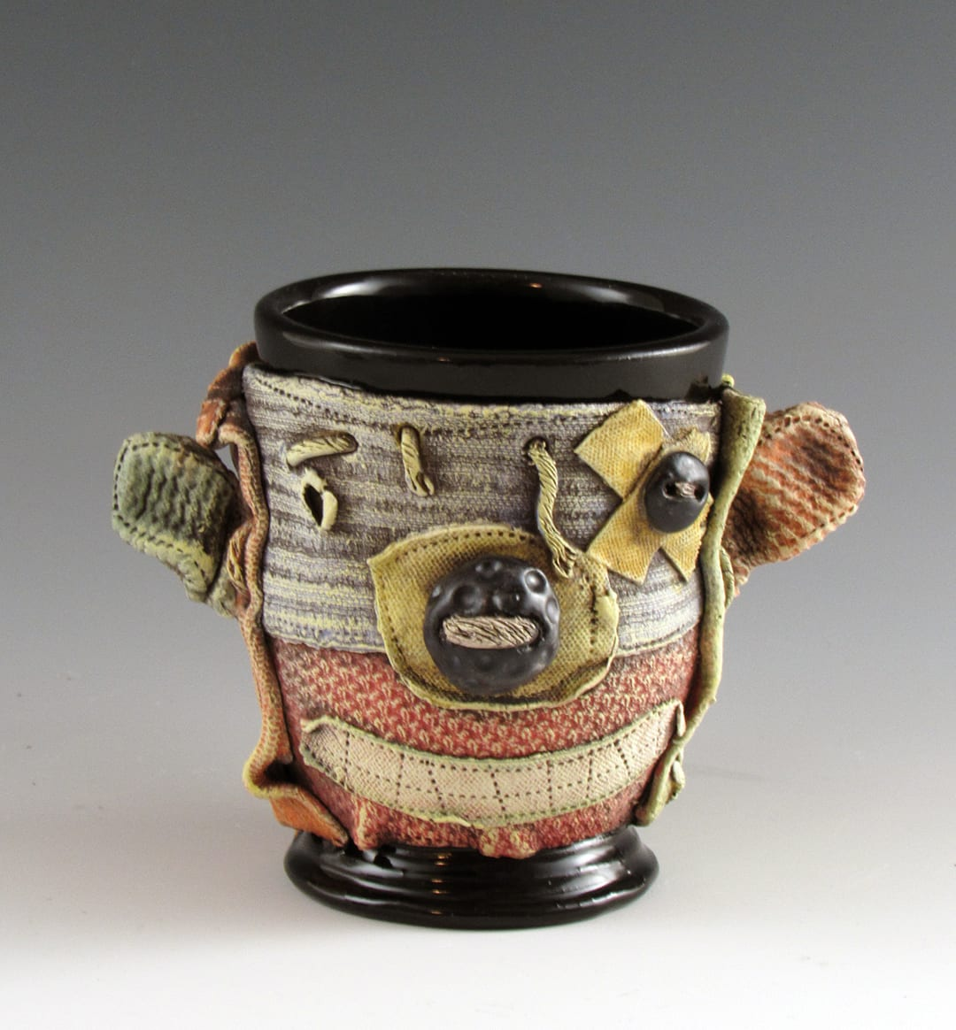 Keith Schneider - 2020 - Wrapped Cup - Ceramic