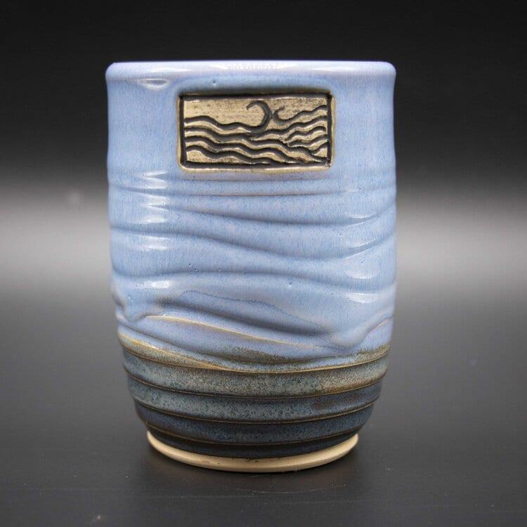 Barbara Sebastian - 2020 - Blue Wave Mug - Ceramic