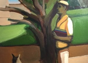 James Weeks Painting